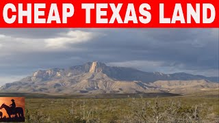 Download 7 Places In Texas To Buy Cheap Land Video