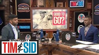 Download Has Marcus Stroman Made His Last Start For The Blue Jays?   Tim and Sid Video