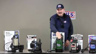 Download Sump Pump Reviews:Plastic, Steel or Cast Iron? Video