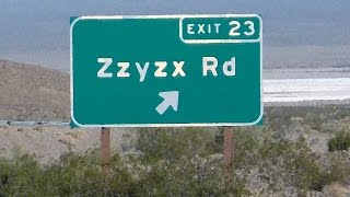 Download What's REALLY Down Zzyzx Road? Hidden California, Explore It With Us! Video