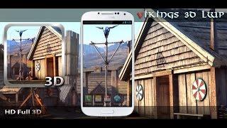 Download Vikings 3D LWP Video