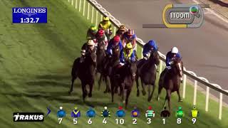 Download 2018 Dubai Sheema Classic International Group 1 2410m Video