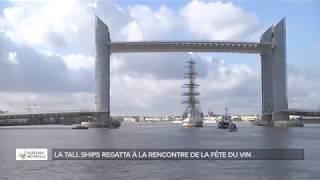 Download Les rendez-vous de la Métropole - #40 Le Mir, la Tall Ships Regatta et Bordeaux Fête le Vin 2018 Video