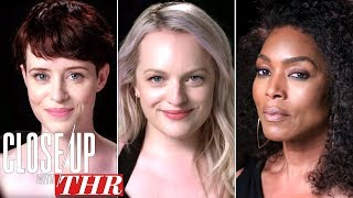 Download Drama Actresses Roundtable: Angela Bassett, Elisabeth Moss, Claire Foy, Thandie Newton | THR Video