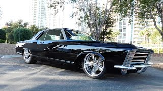 Download 1965 Buick Riviera Custom Alloway's Hot Rod Shop The SEMA Show 2016 Video