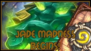 Download Hearthstone: Jade madness begins! (jade druid) Video