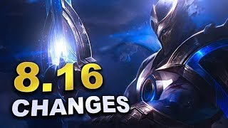 Download Massive new changes coming soon in Patch 8.16 (League of Legends) Video