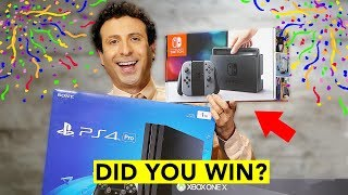 Download GIVEAWAY WINNER ANNOUNCEMENT! (Watch to see if you won!) Video