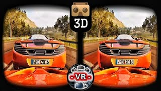 Download VR Videos 3D VR Project Cars 2 VR Gameplay 3D SBS for Google Cardboard VR Box 3D 360 VR Headset Video