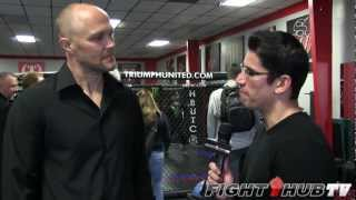 Download Bjorn Rebney ″ Never in a million years would I sell Bellator to the UFC″ Video