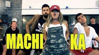 Download MACHIKA - j Balvin, Jeon e Anitta ( COREOGRAFIA) Cleiton Oliveira Video