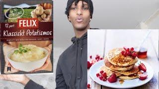 Download SOMALIER TESTAR SVENSK MAT Video