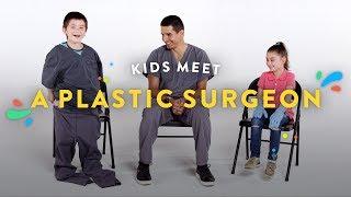 Download Kids Meet a Plastic Surgeon | Kids Meet | HiHo Kids Video