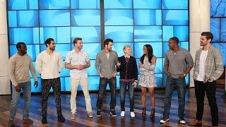 Download Ellen Helps Host a 'Bachelorette' Group Date Video