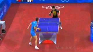 Download Olimpicos de Beijing 2008 Final Masculina Wang Hao - Ma lin.wmv Video