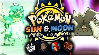 Download *EVIL VILLAIN LAUGH* VS TheeMikeyJ, CraigMaster, Tensations! - Pokemon Sun and Moon FFA Video