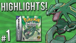 Download Pokemon Emerald Randomizer Nuzlocke - Highlights | PART 1 Video