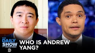 Download Getting to Know Dem: Andrew Yang | The Daily Show Video