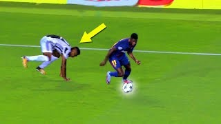 Download Ousmane Dembélé destroying Juventus (Barcelona vs Juventus) Video