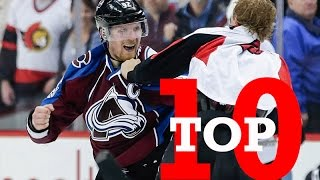 Download Top Ten NHL Hockey Fights of March 2017 Video