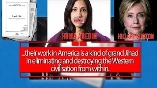 Download Hillary's #1 Aide Huma Abedin Pledged JIHAD to DESTROY AMERICA FROM WITHIN & TIED TO 9/11 Video