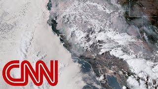 Download See 'apocalyptic' wildfires from space Video