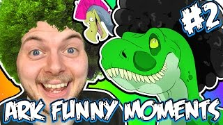 Download THE TROLLING EPISODE!! - ARK FUNNY MOMENTS! #2 Video