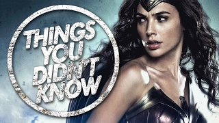 Download 7 Things You (Probably) Didn't Know About Wonder Woman Video
