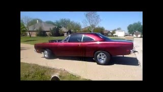 Download 1969 Roadrunner Show Car Video