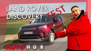 Download Land Rover Discovery 2017 // Test // Fahrbericht Video