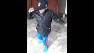Download Inspired by b boy James Jones and Thosh Collins Video