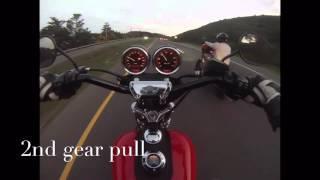 Download Harley 88 Vs 103 Race Video