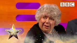 Download Miriam Margolyes… a £13M DRUG LORD?! | The Graham Norton Show - BBC Video