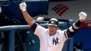 Download CLE@NYY: A-Rod hits a walk-off homer with two outs Video