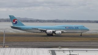 Download [4K] 30+ Minutes of Amazing Plane Spotting at Auckland Airport (AKL/NZAA) Video