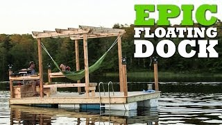 Download How to build an EPIC Floating Dock Video