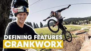 Download Riders Favorite Features from Innsbruck | Crankworx Slopestyle 2019 with Darren Berrecloth Video