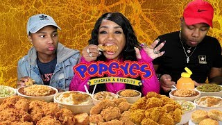 Download Popeyes Chicken Mukbang with the Boys Video