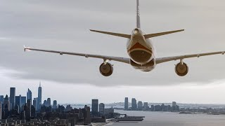 Download How All Passengers Survived the Miracle on the Hudson | New Flight Simulator 2017 [Ultra Realism] Video