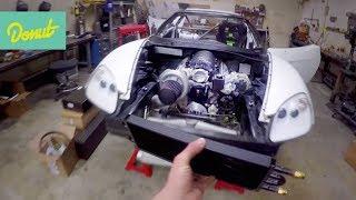 Download Parts-pocalypse! | Drift Corvette Build w/Matt Field Video