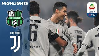 Download Sassuolo 0-3 Juventus | Ronaldo on Target as Champions Go 11 Points Clear | Serie A Video