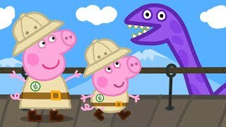 Download Peppa Pig Official Channel | Peppa Pig and George Pig's Dino Adventures! Video