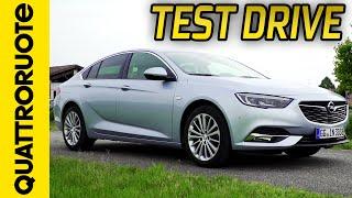 Download Opel Insignia: prova su strada con Paolo Massai | Quattroruote Video