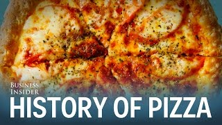 Download The history of pizza Video