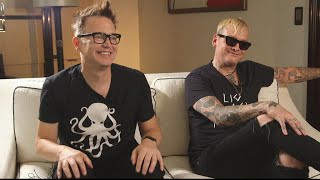 Download Blink 182: California band return with new record 'Nine' Video