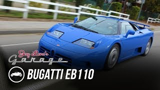 Download 1993 Bugatti EB110 - Jay Leno's Garage Video