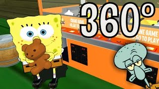 Download SpongeBob - Skill Crane Game Scene Video