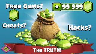 Download Clash of Clans Hack Cheats Free Gems   The TRUTH! Video