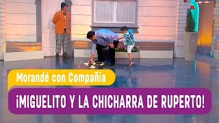 Download Miguelito y la chicharra de Ruperto Morandé con compañía 2016 Video