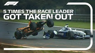 Download F1: Five Times The Leader Got Taken Out Video